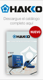 Descarga cat�logo HAKKO 2015
